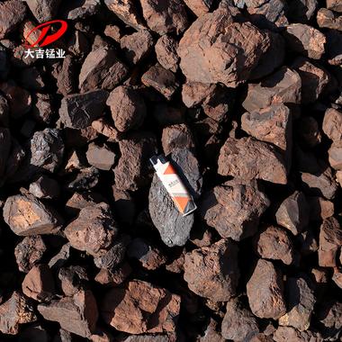 钢铁厂清洗炉垢用洗炉锰矿 钢铁冶炼用锰矿