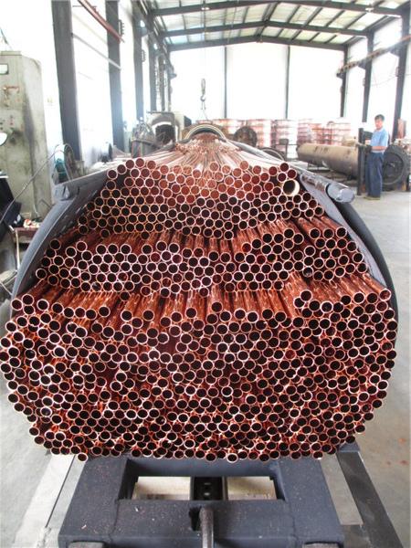 大量供应TP2紫铜管,外径4-76mm