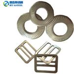 不锈钢冲压件专业加工异形圆片垫片垫圈6-22