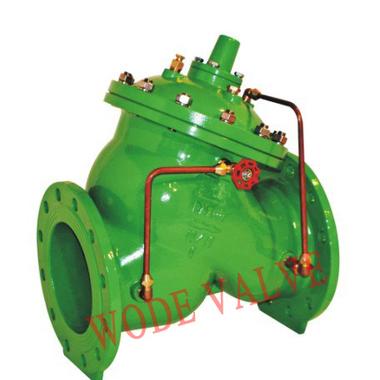 进口多功能水泵控制阀