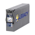 美国Deka蓄电池12AVR150ET 12V150AH狭长型前置端子 吸收式阀门调节电池