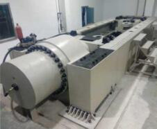 卧式锚链索具拉伸试验机200吨锚链索具拉伸试验机