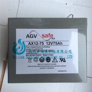 英国霍克蓄电池AX12-60/12V60AH 动力型电池AGV小车使用