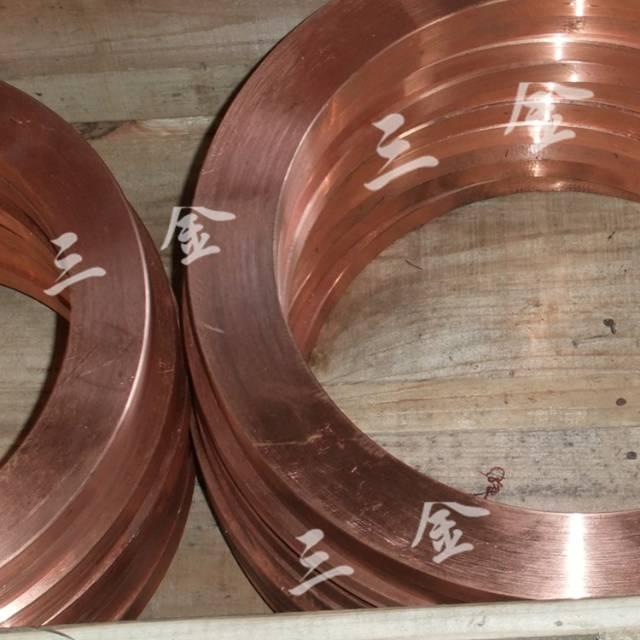 电机转子紫铜端环