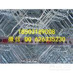 包塑重型六角网规格海河工程防护用石笼网厂家
