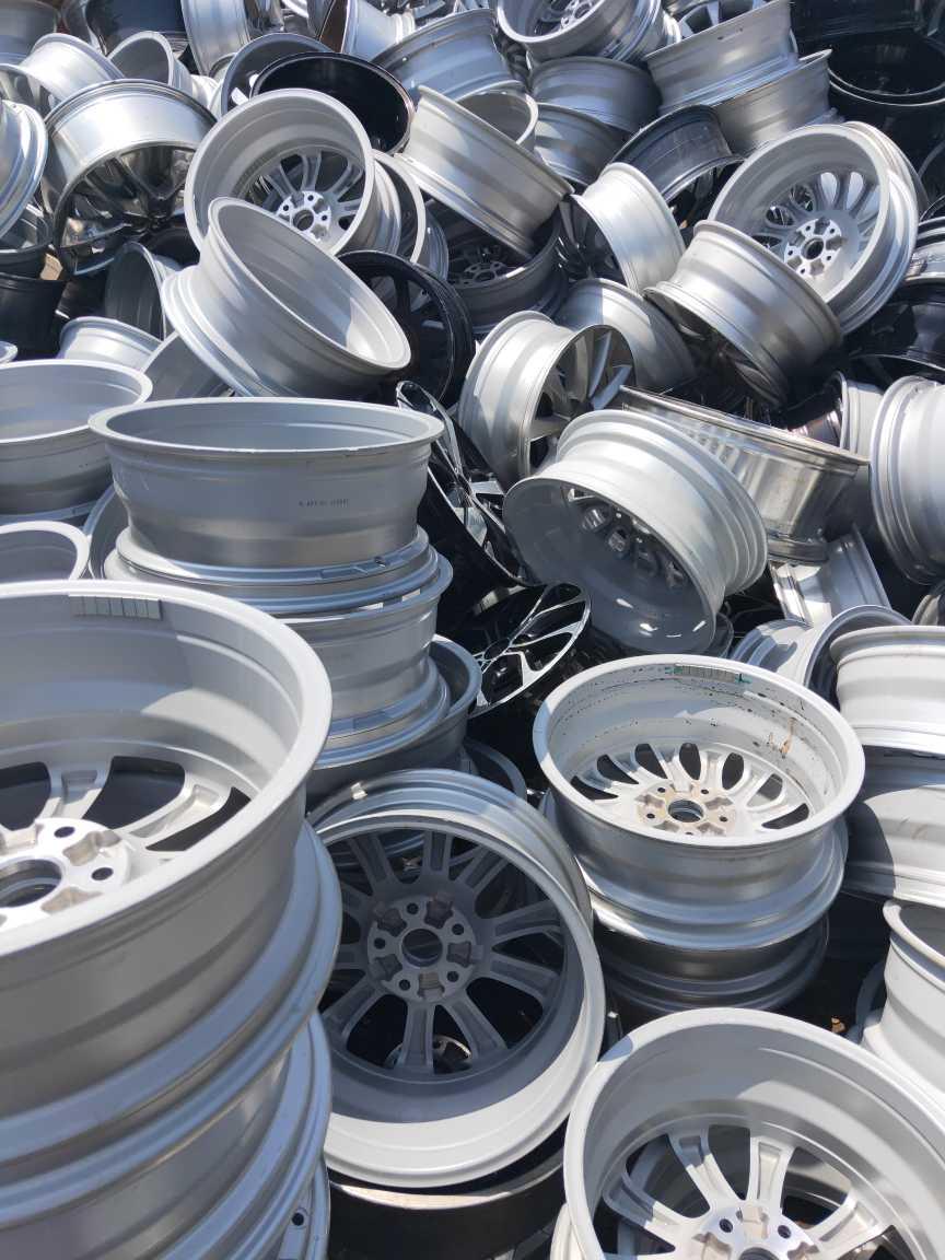 大量收购各种废铝