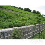包塑格宾石笼网河道锌铝石笼网箱高镀高尔凡宾格石笼网