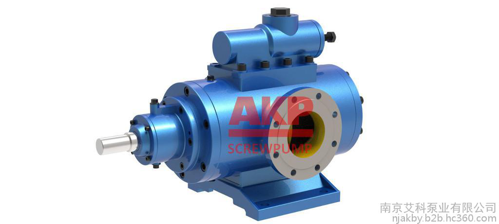 SNH210R46U12.1W2钢铁厂铜铝杆连铸连轧机稀油润滑油泵三螺杆泵