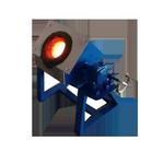 厂家直销中频感应设备 中频加热机 小型熔炼炉 锡渣还原炉 熔铝炉 金属熔炼炉
