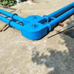 氢氧化锂管链式输送机 散状物料管链输送机 无缝管链输送机