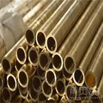 赢祥定制厚壁铜管环保黄铜管各种规格可加工定制