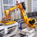 码垛机器人 长孚电气CFDD-KZ 定制铝铅锌锭码垛机器人设备