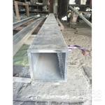 供应方形铝型材大口径铝合金方管型材