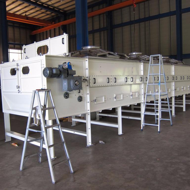 供应三精PLG碳酸锂盘式连续干燥机