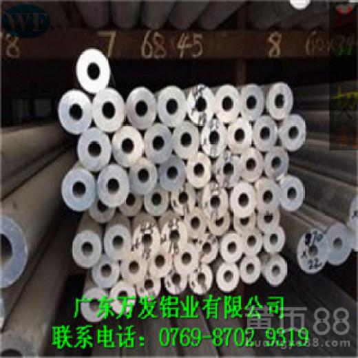广东6061厚壁铝管切削性能优异
