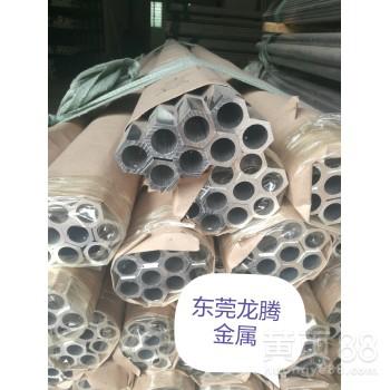 6061六角铝管价格,6063铝六方铝管