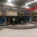 30—150噸天然氣加熱蓄熱式精煉爐