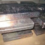 高纯99.995%金属铋用于制作铅铋合金 化学剂专用铋锭 4