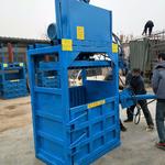 金属打包机用这个打包废纸 废铝 油桶的打包机压缩紧实速度快