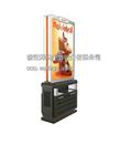 供应新型广告垃圾箱,SQ-002垃圾箱,废电池回收垃圾箱,太阳能供电系统,LED射灯光源