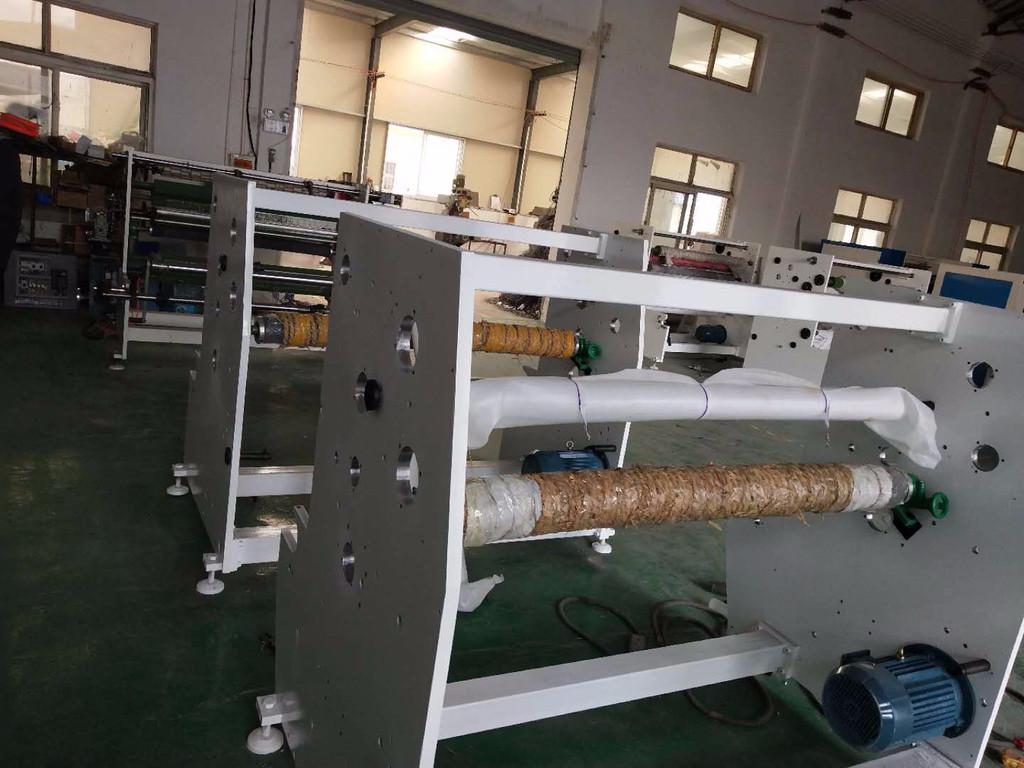 威翔瑞 厂家生产铜箔 铝箔胶带分条机,胶带