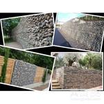 安平县驰创石笼网生态格网雷诺护垫格宾网栏