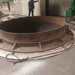 5—150噸蓄熱式鉛合金精煉爐