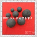 奥贝钢球替代高铬钢球,应用于电厂、矿山、水泥厂