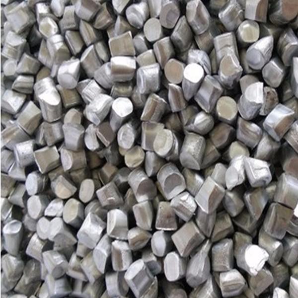 供应脱氧剂铝粒1..5MM-12MM脱氧剂铝粒/铝豆 脱氧铝杆 规格全质量优