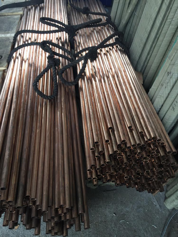 铜管 其他 锡青铜管 6.5-0.1