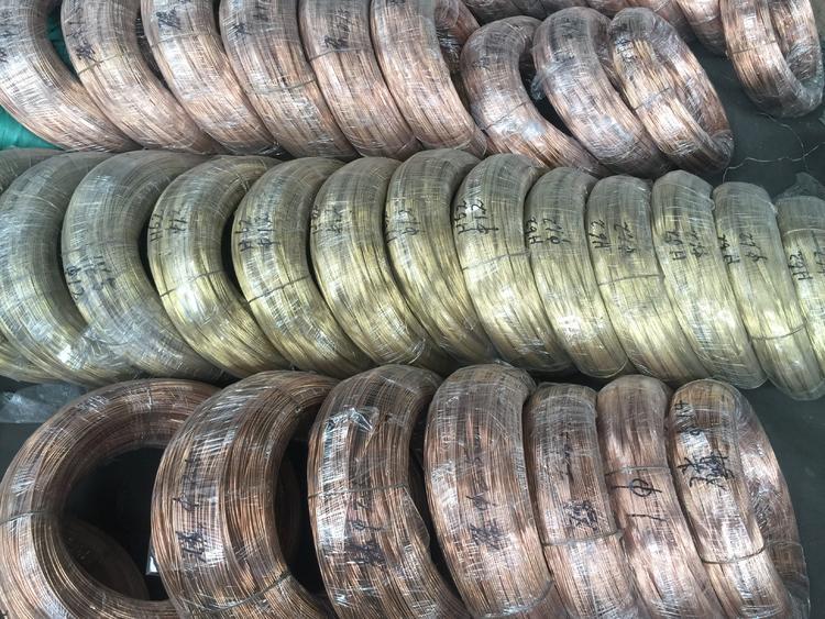 磷铜丝 磷铜线 磷铜扁线  磷铜方线 0.025-8.0mm²