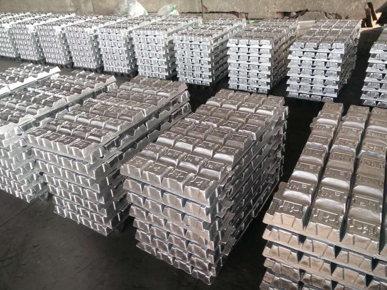 压铸锌合金锭 ZAMAK#4 金亿铝亿 浙江宁波