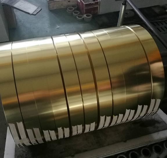 铜带 黄铜带 H62 一辉