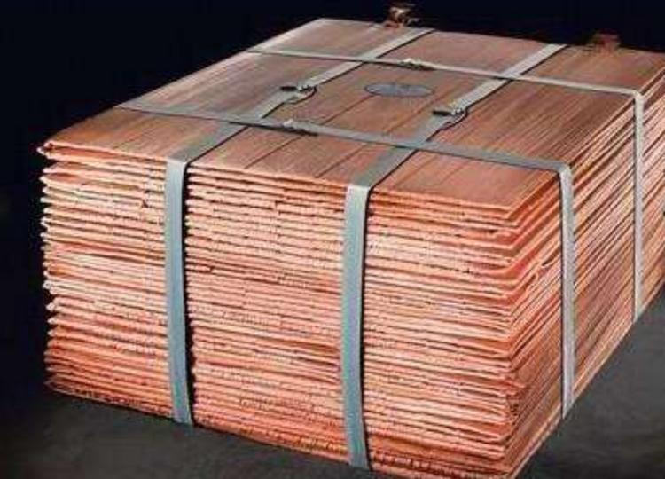 智利1#电解铜