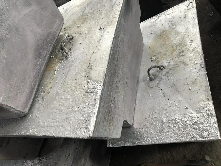 铅合金锭 铅锑合金现货 众联 郴州 电联