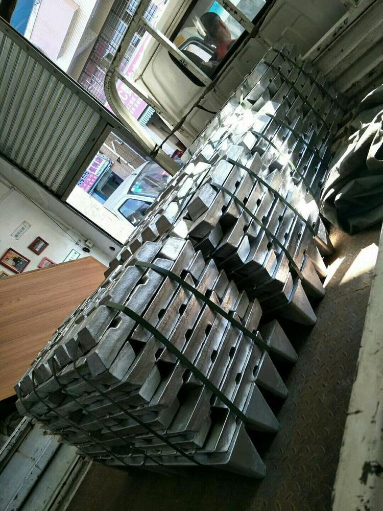 压铸锌合金生产厂家 环保锌合金  不环保低价锌合金