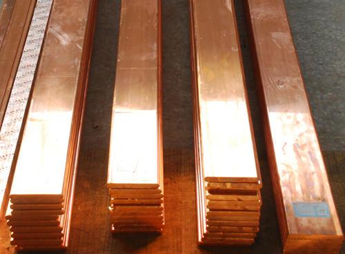 苏州T2紫铜排 镀锡铜排