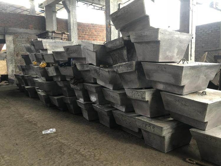 铅合金锭 铅锑合金 众联 郴州