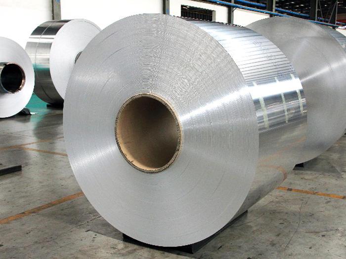 供应1060压花料 铝合金压花铝板 镜面铝板 电缆箔 等多种铝卷带箔