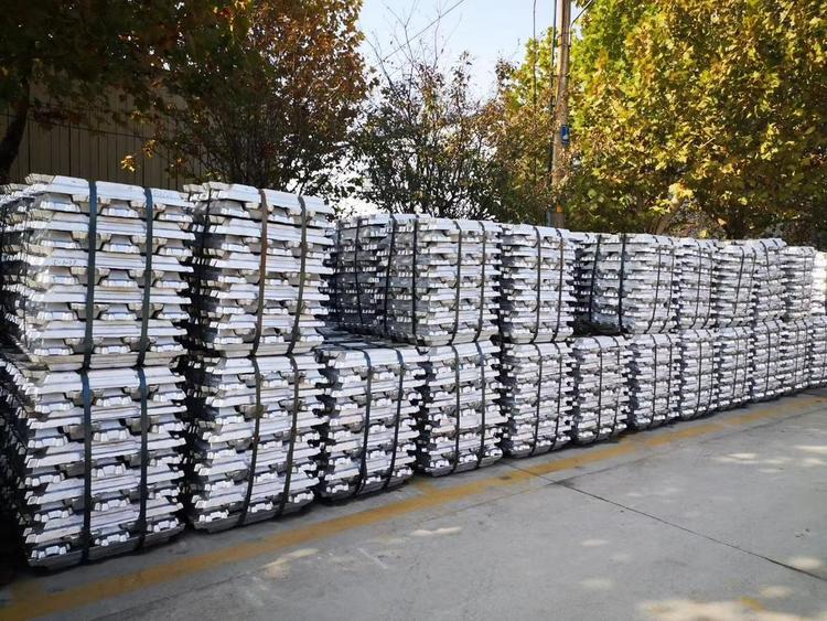 长期出售A00国标铝锭,量大从优。