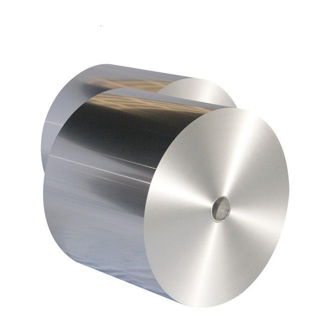 厂家供应优质3003 8001 涂油容器箔 容器铝箔厂家