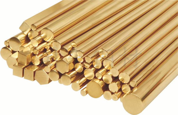 国东厂直销国标黄铜无铅易切削环保铜棒φ2.0-φ50.0