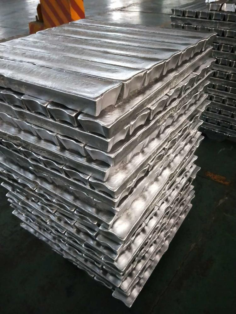 铝合金锭  AlSi9Cu3  再生 金利