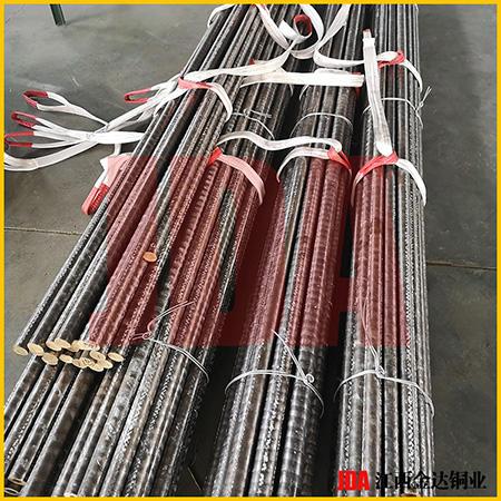供应国标美标锡青铜棒 5-5-5 C83600 663 QSN10-1锡青铜棒