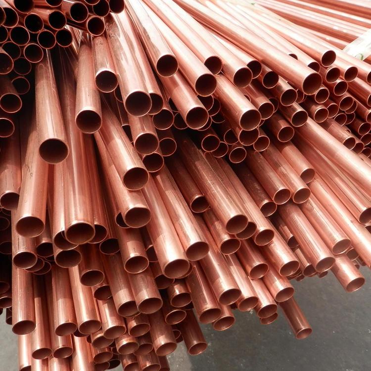 现货供应 T1 T2紫铜管 直径1-24mm 极速发货 可零切