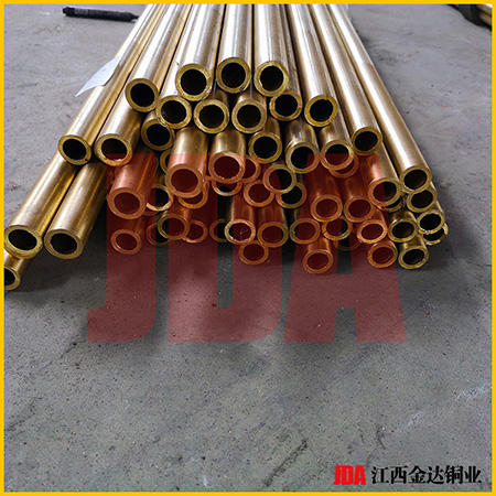 生产厂家供应优质HPB59-1黄铜管 H62 H65 H68 H70 H80厚壁铜管
