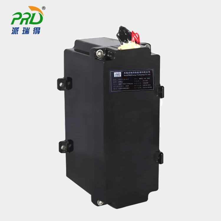 无锡派瑞得定制工业吸尘器磷酸铁锂电池生产企业(可定制)