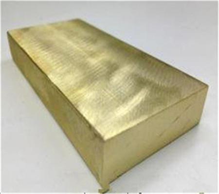 H60国标黄铜板易切削