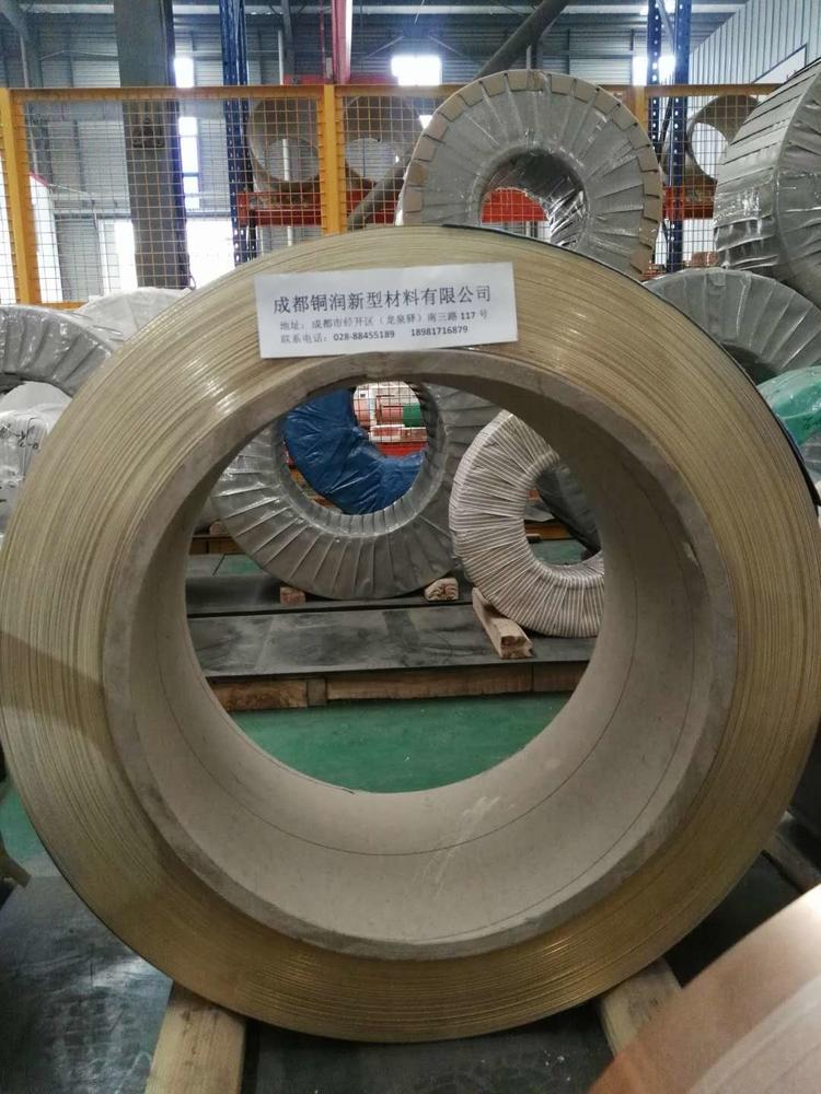 供应铅黄铜带HP59-1各种规格量大从优铅黄铜厂家