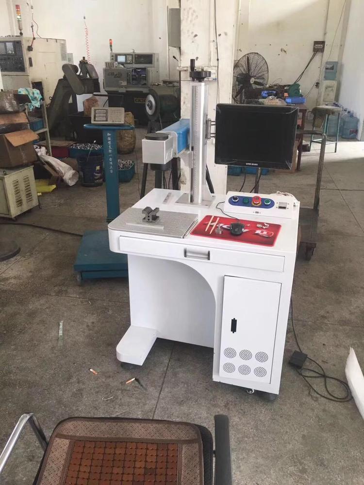 铝合金激光打标机加工 台式激光刻字机厂家直销 上海金属激光刻字